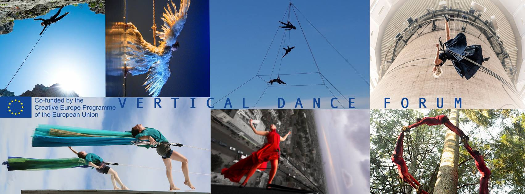 What's Vertical Dance Forum ?