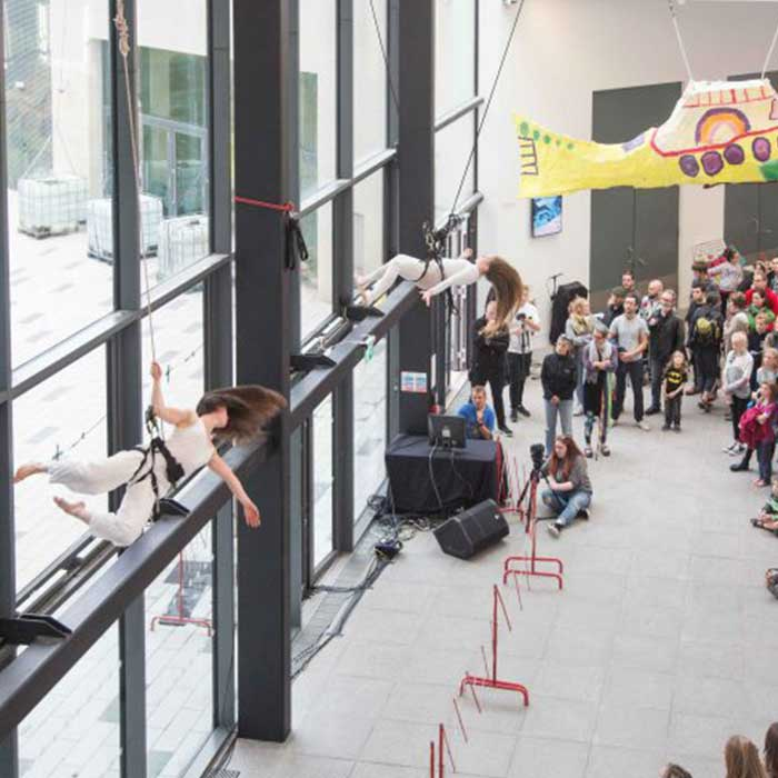 workshop Open Doors in Wales hosted by Vertical Dance kate Lawrence